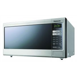 The Panasonic Microwave Oven Has A Capacity Of 1 2 Cube Feet And 1200