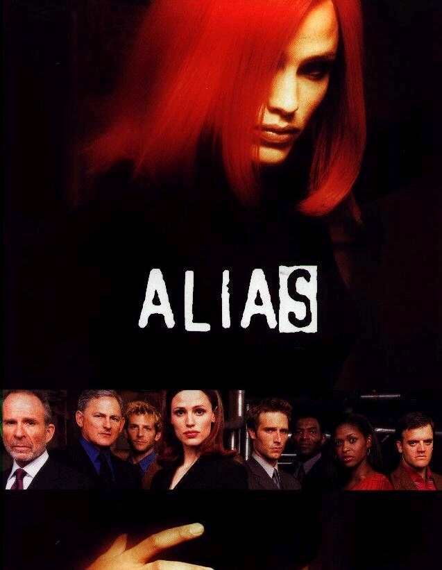 Alias ~ i don't watch tv, but i do have netflix, and just DISCOVERED THIS SERIES...... IN AN ALIAS COMA NOW! LOVE IT.