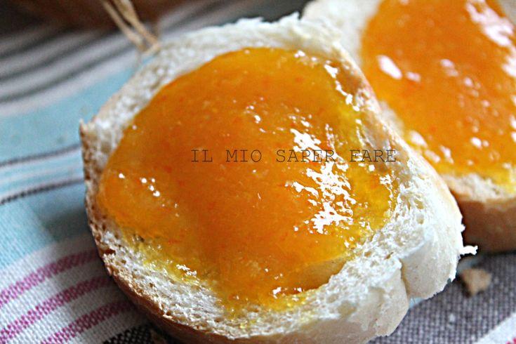 marmellata di arance  il mio saper fare