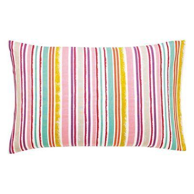 Scion Kids Multicoloured striped 'Hello Dolly' pillow case | Debenhams