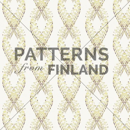 Oriental – Echo by Sari Taipale   #patternsfromfinland #saritaipale #pattern #surfacedesign #finnishdesign