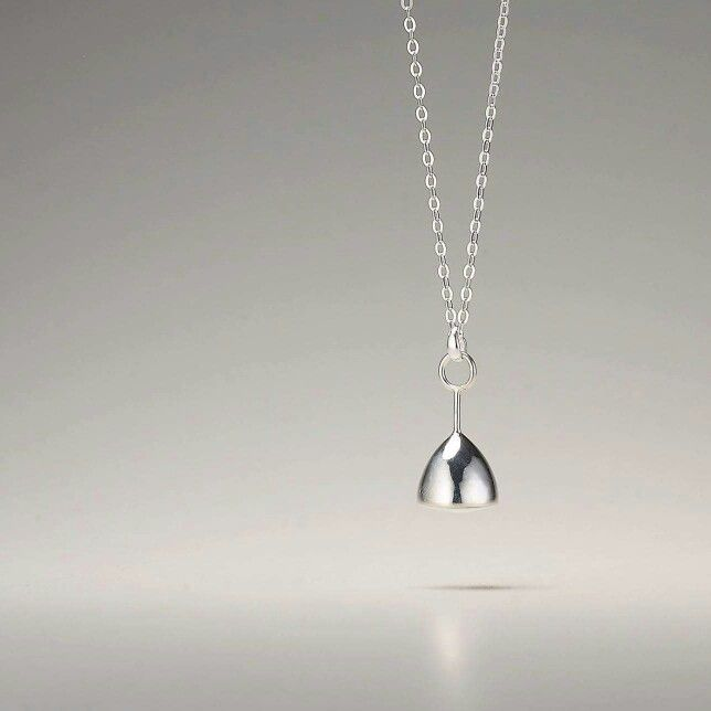 No. 1015STSN material: sterling silver #silverjewelry #silvernecklace #handcraft #sohyungjoo