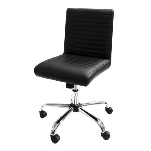 29 best black leather office chairs images on pinterest | black
