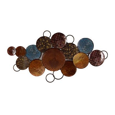Metal Circle Wall Decor 27 best metal art images on pinterest | metal art, metal walls and
