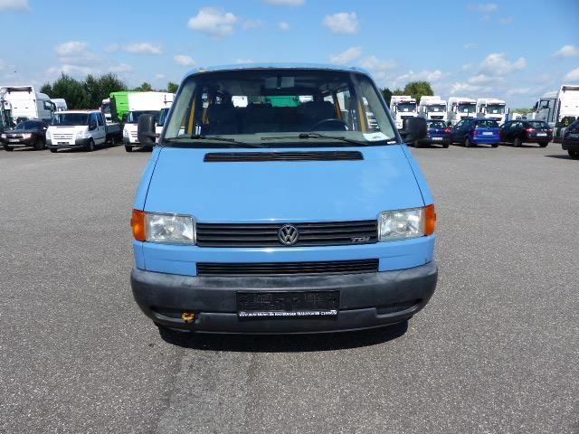 VW T4 TDI KOMBI 6 SITZER + AHK + DACHTRÄGER, Transporter Kombi/Van in Hamburg-Moorfleet, gebraucht kaufen bei AutoScout24…