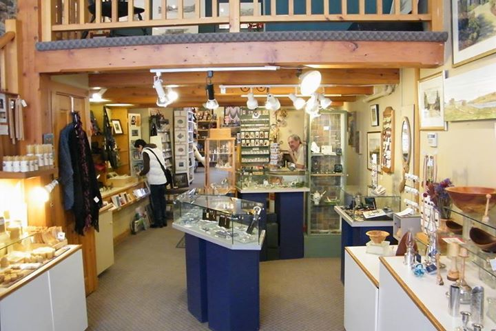 Riverguild Fine Crafts in Perth Ontario - something for everyone.