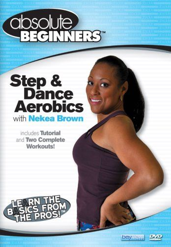 Absolute Beginners Fitness: Step and Dance Aerobics Workout for Weight Loss & Toning - http://www.fitnessdiethealth.net/absolute-beginners-fitness-step-and-dance-aerobics-workout-for-weight-loss-toning/  #fitness #diet #health