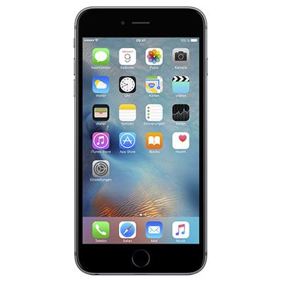 Apple iPhone 6s Plus mit Vertrag bestellen