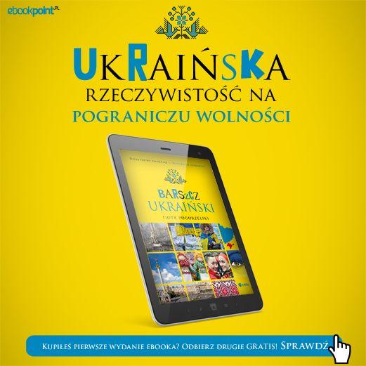 Kupiłeś pierwsze wydanie ebooka Barszcz ukraiński? Odbierz drugie GRATIS!  #ukraina #majdan #barszczurkainski #ebook #ksiazka #kindle