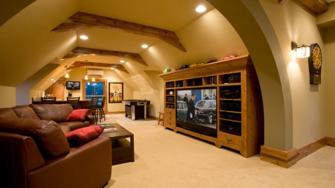 Man Cave Ideas For Loft : Best images about with jb in mind on pinterest