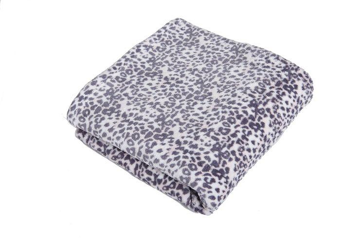manta estampado leopardo moda íntima paramí colección otoño invierno