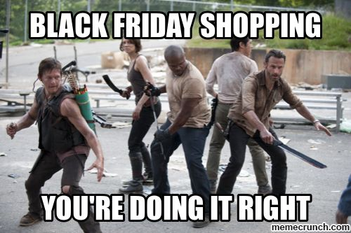 back friday meme | black friday shopping