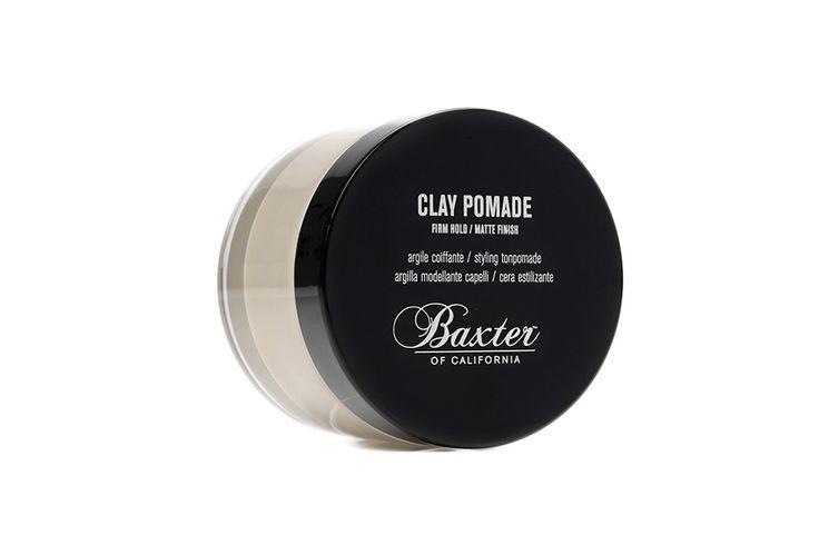 #claypomade #arcillafijadora #BaxterofCalifornia #hair #style #hairstyling #grooming #mengrooming #peinados