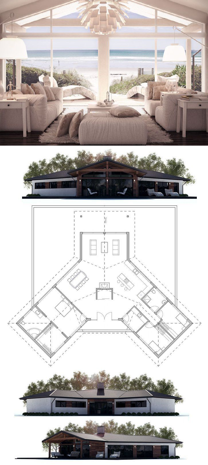 Protagonismo a la vista del living Who Else Wants Simple Step-By-Step Plans To Design And Build A Container Home From Scratch?  http://build-acontainerhome.blogspot.com?prod=wnSSWdLX