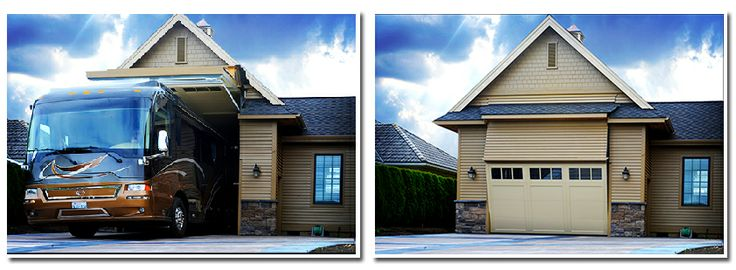 110 Best Motorhome Houses Images On Pinterest Car Shed Carport