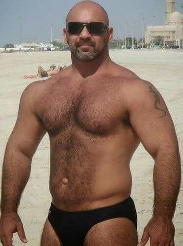 Hairy Muscle Men Galleries 55