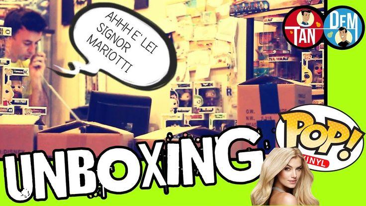 Funko POP! Unboxing...Con Telefonata Misteriosa