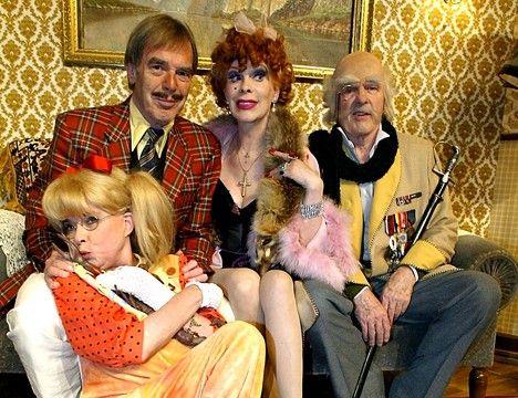 Die Klimbim Familie