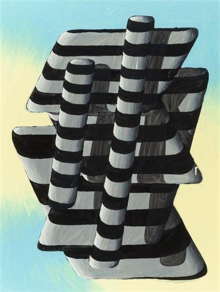 Peter Schuyff, 1983