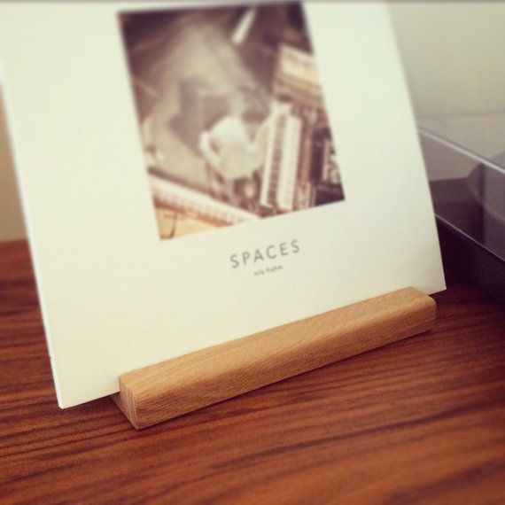 Now Playing Record Stand - by Nicole David Furniture
