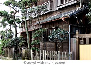 Ryokan in #Tokyo: such a great experience with kids!