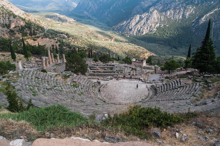 Delphi - Teatro
