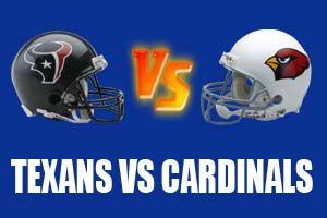 Houston Texans vs Arizona Cardinals Live Streaming