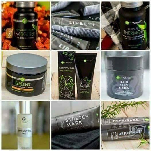 "I've noticed anytime I'm talking to someone and say ""I'm a distributor for It Works Global"" they automatically reply with ""Oh yeah the skinny wrap"". And yes while our skinny wraps are AMAZING I need to make a public service announcement!!! WE ARE WAY MORE THAN JUST WRAPS! The variety of naturally based products is one of my favorite things about this company? So you are already toned - tightened - and firmed and don't need skinny wraps - that's great I'm super happy for you (and also…"
