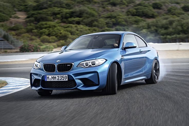 Image for 2016 BMW M2 Coupe High-Definition Photo