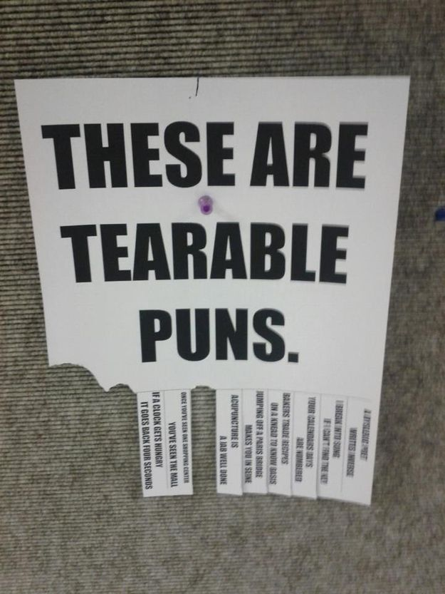 23 Of The Greatest Puns Of All Time