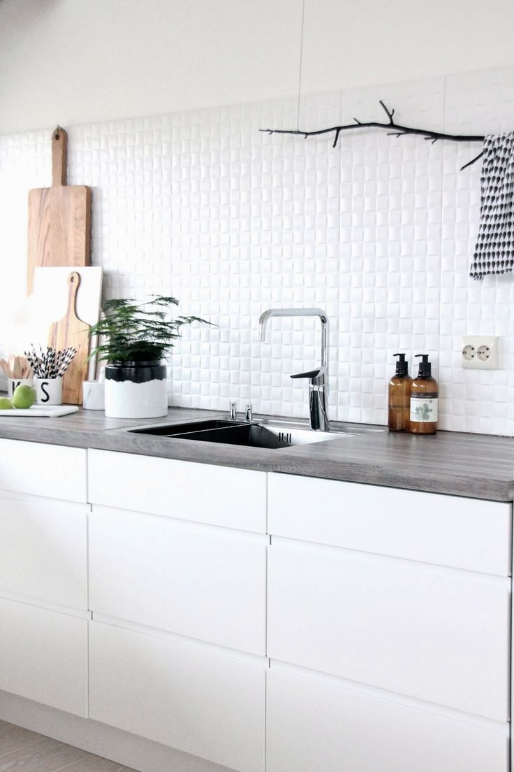 Via NordicDays.nl | Mitt Og Vårt Hjem | Kitchen | White