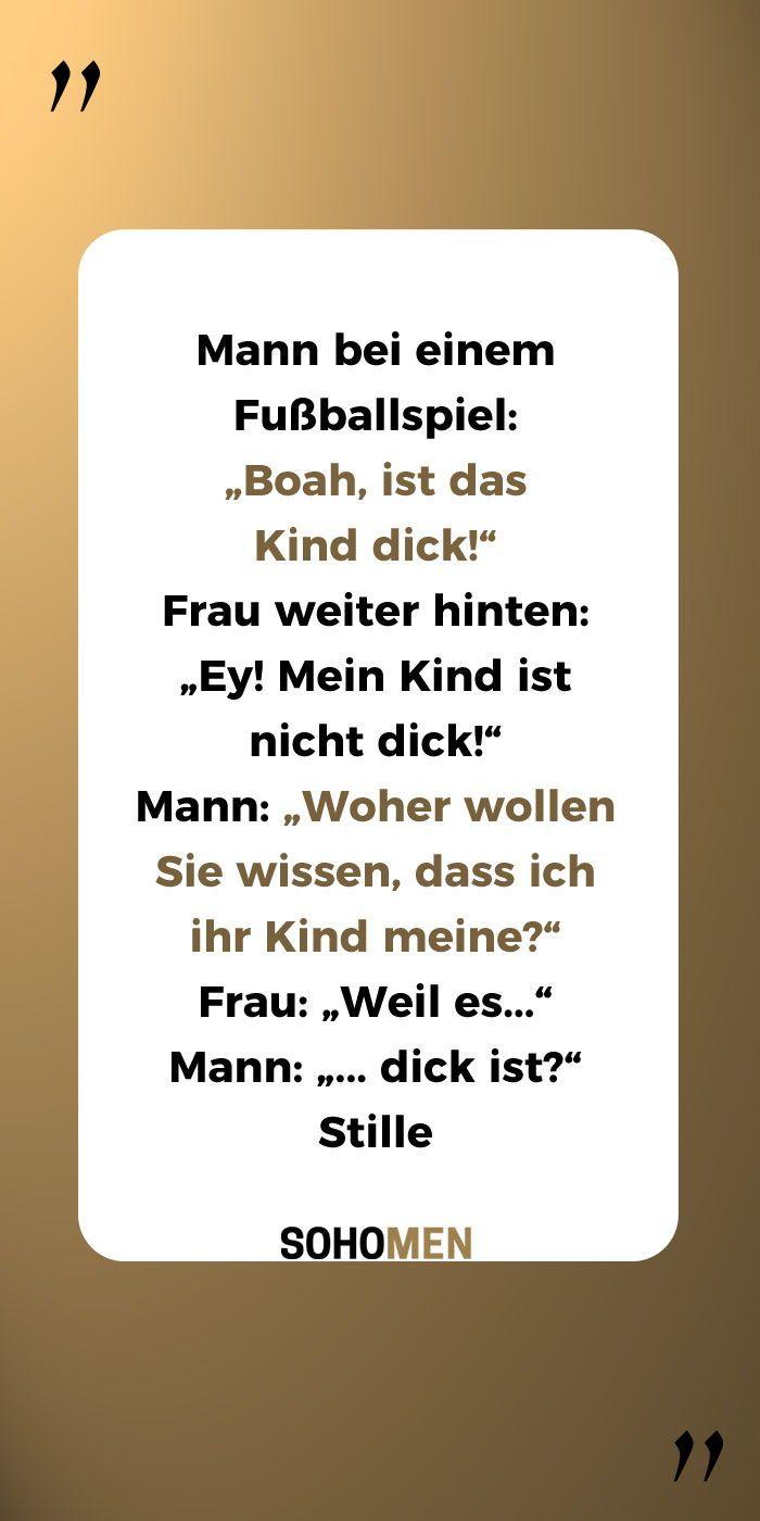 Lustige Sprüche #lustig #witzig #funny #fußball #dick    Mann bei einem Fußba… – SohoMen – was Männer wollen: Autos, Gadgets, Filme
