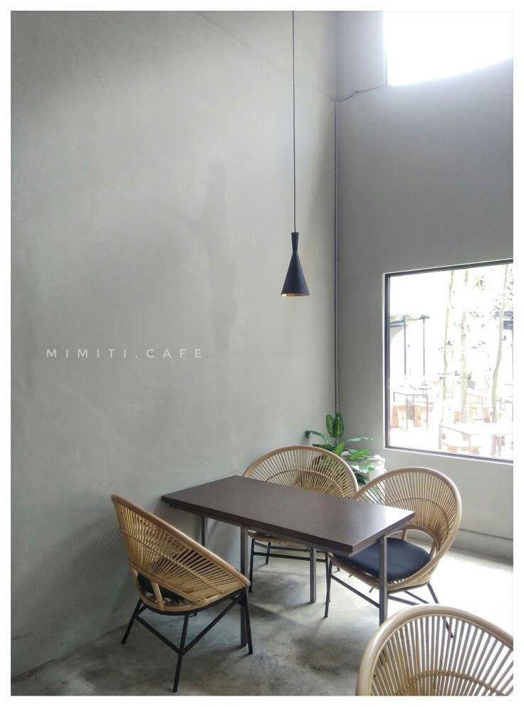Mimiti Cafe, Bandung.