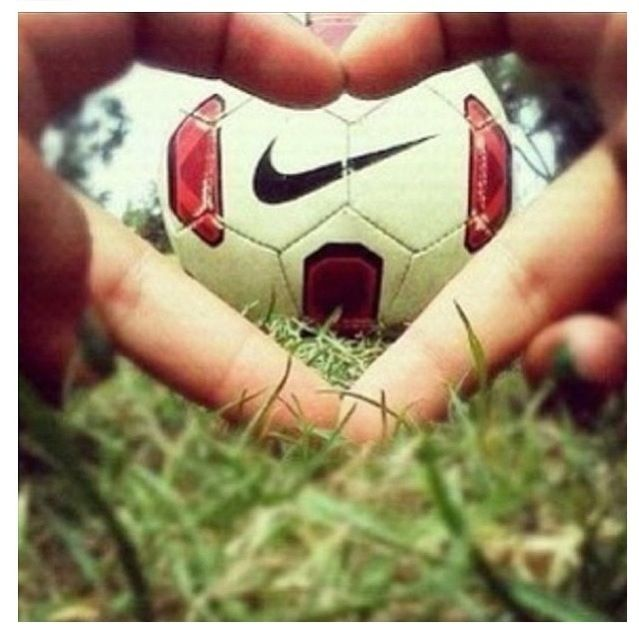 ❤ Soccer ⚽ is my sport , becuase it gets me stress free also it makes me get things out my mind.