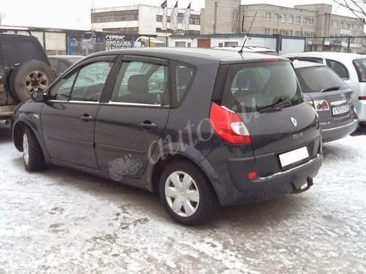 дизельки: Продажа Renault Scenic II Рестайлинг 1.5d MT (100 ...