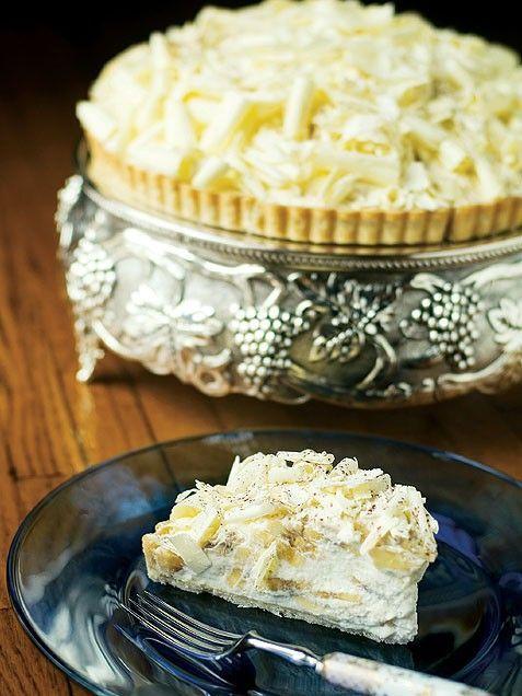 Sobys White Chocolate Banana Cream Pie.... sounds ...