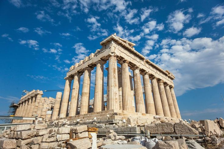 Η Αθήνα είναι υποψήφια για καλύτερος ευρωπαϊκός προορισμός του 2017 | διαφορετικό