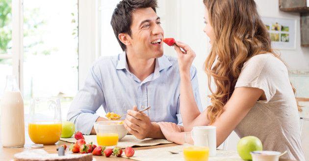 Casamentos felizes, corações saudáveis