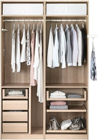 The Persuit Of The Perfect Little Wardrobe