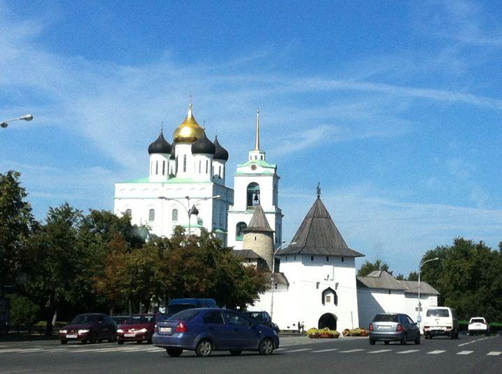 Псков / Pskov , город Псковская обл