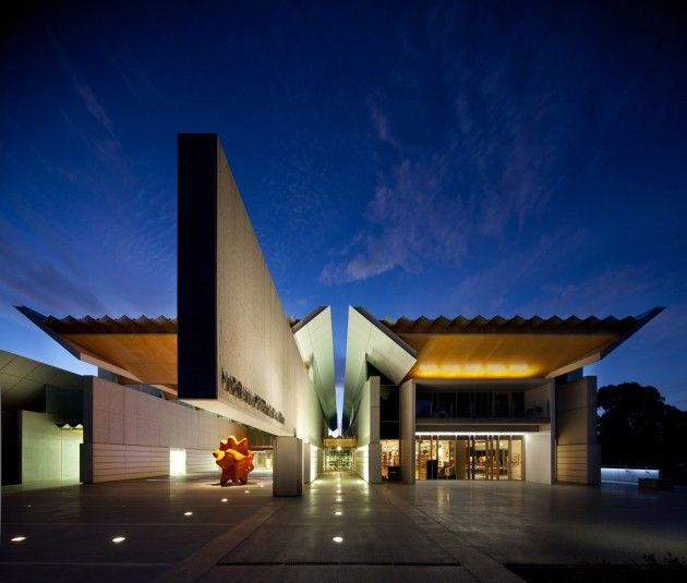 National Portrait Gallery - Canberra