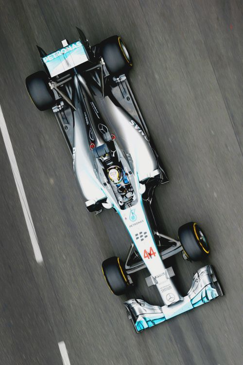 On Track w/Lewis Hamilton @ the 2014 Formula One Grand Prix de Monaco #TeamLH #F1