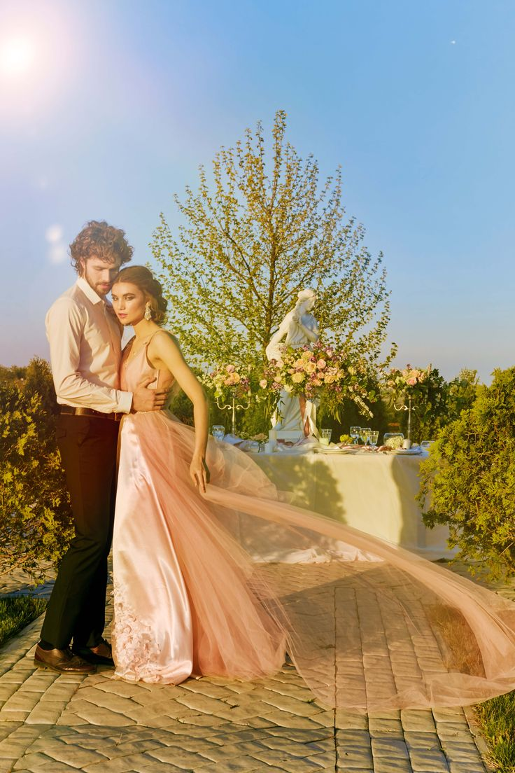 Нежность. Свадьба в долине Лефкадия