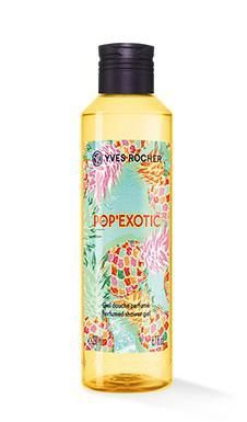 Gel douche Pop'Exotic de Yves Rocher