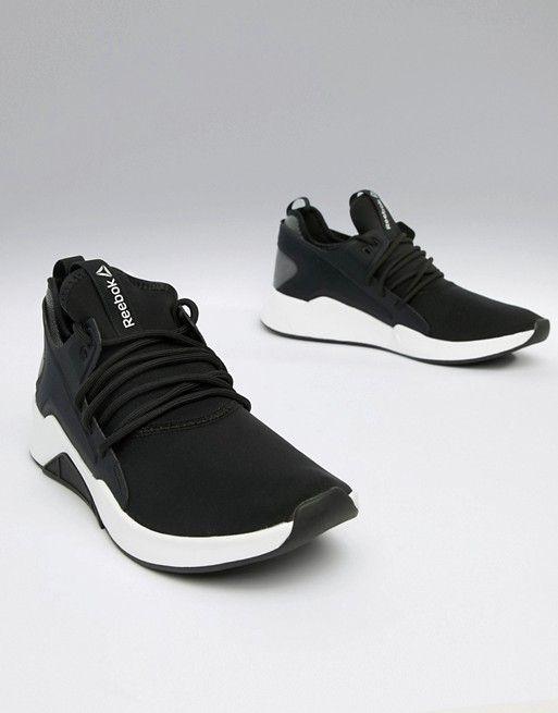 0f1b6cb8533 Reebok Training Guresu Sneakers In Black in 2019