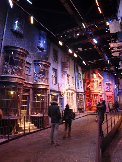 Harry Potter Set Tour, Leavesden Studios