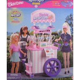 Barbie Kool-aid stand – 90s toys