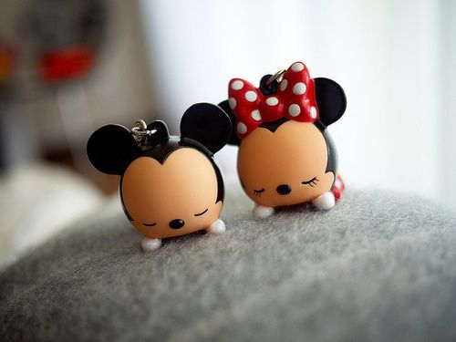 Why does everything look so cute when it's mickey mouse?!