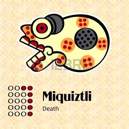 Resultado de imagen para simbolos aztecas