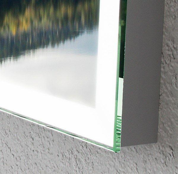 Køb Pulcher design Kubic Light 100x40 spejl. Fri fragt